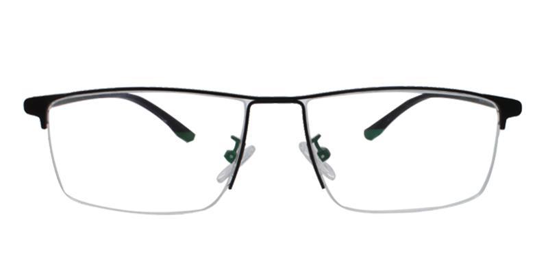 Isaac-Black-Eyeglasses