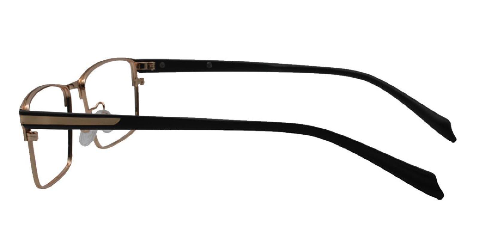 Frade-Gold-Rectangle-Metal-Eyeglasses-additional3