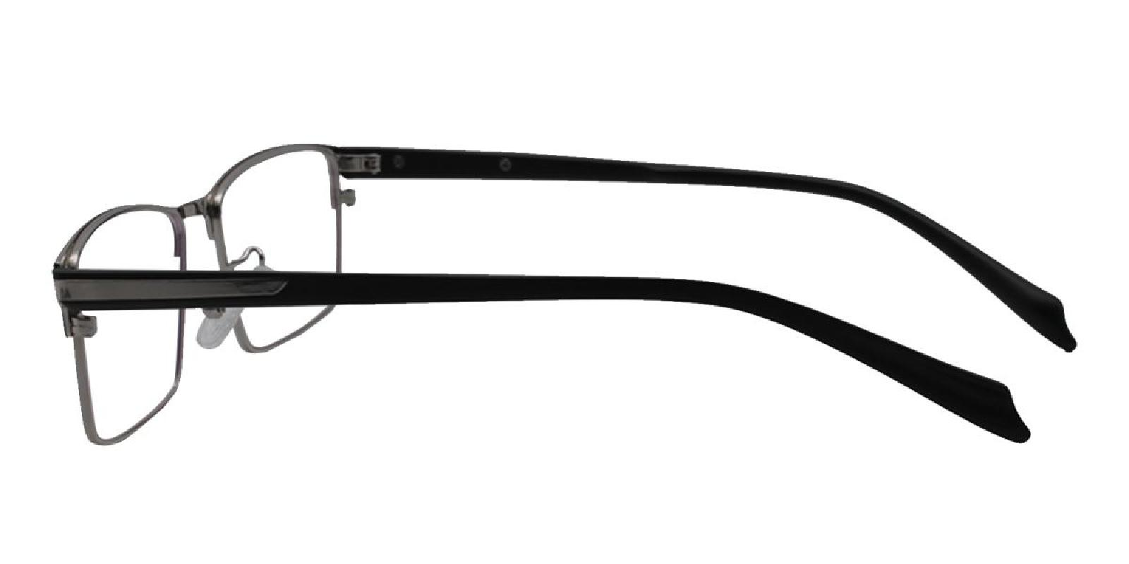 Frade-Silver-Rectangle-Metal-Eyeglasses-additional3