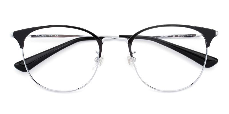 Belle-Silver-Eyeglasses
