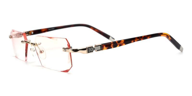 Somalia-Gold-Eyeglasses