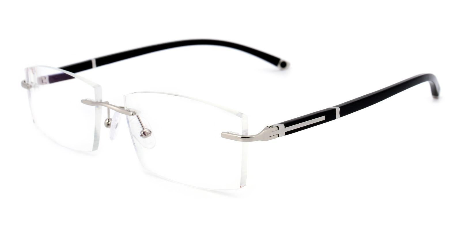 Doumbia-Silver-Varieties-Titanium-Eyeglasses-additional1