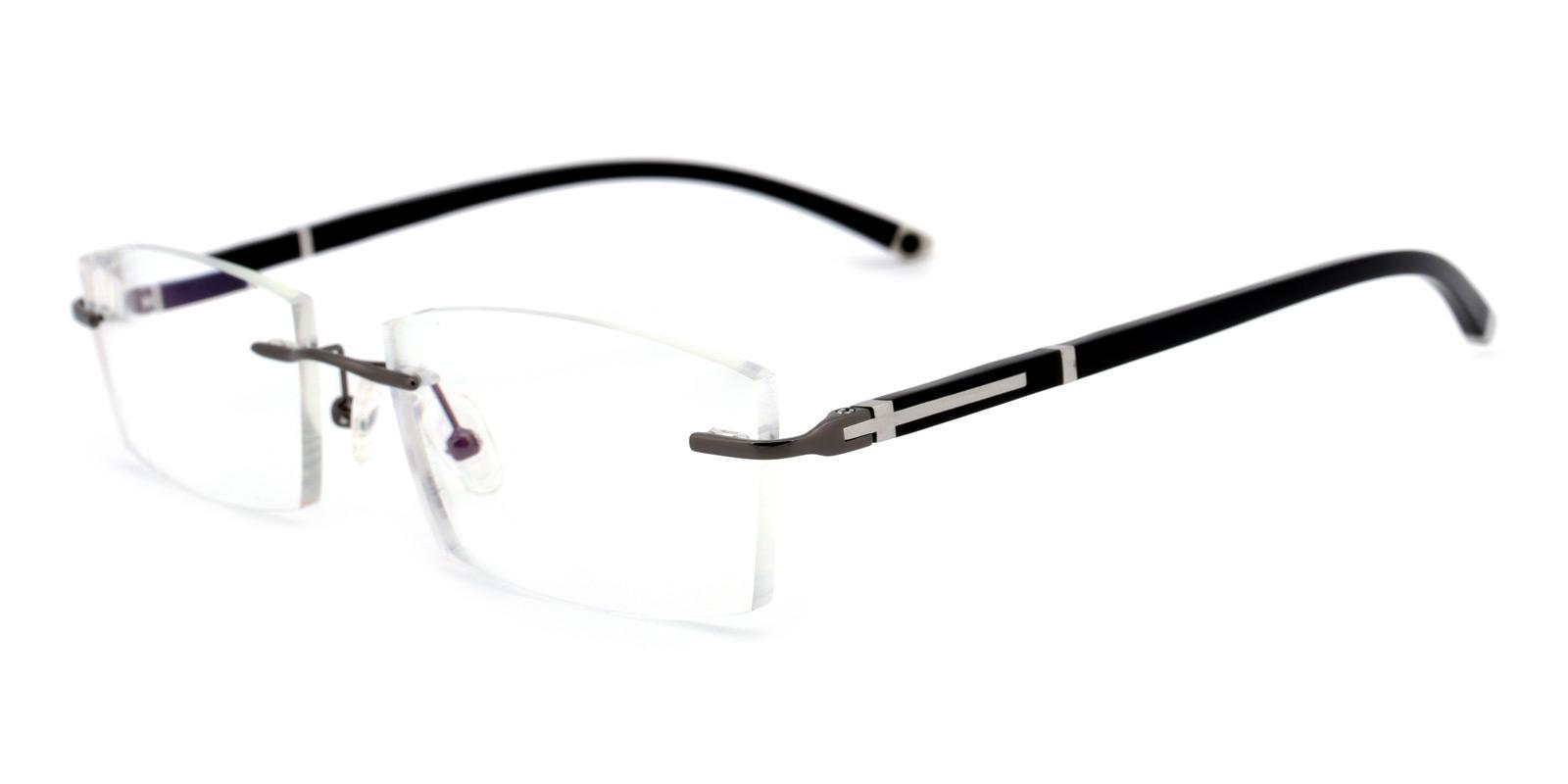Doumbia-Black-Varieties-Titanium-Eyeglasses-additional1