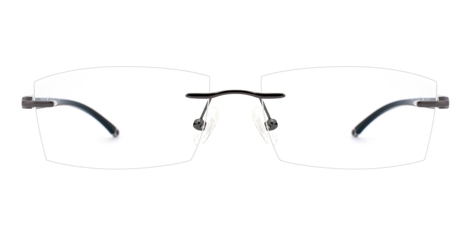 Doumbia-Black-Varieties-Titanium-Eyeglasses-additional2