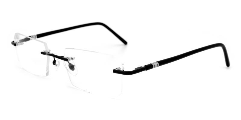 Thomas-Black-Eyeglasses