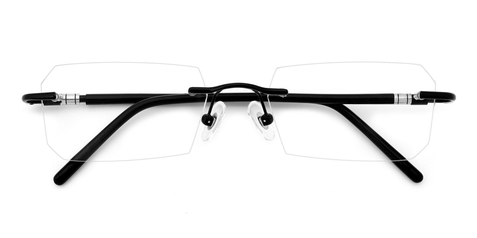 Thomas-Black-Varieties-Titanium-Eyeglasses-detail