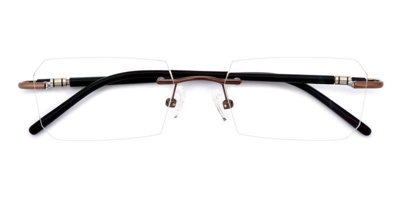 Thomas-Gold-Eyeglasses / NosePads