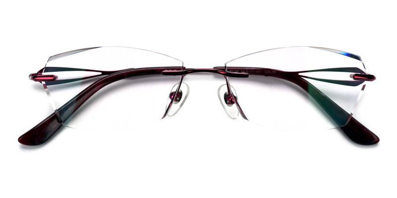 Linden-Red-Eyeglasses