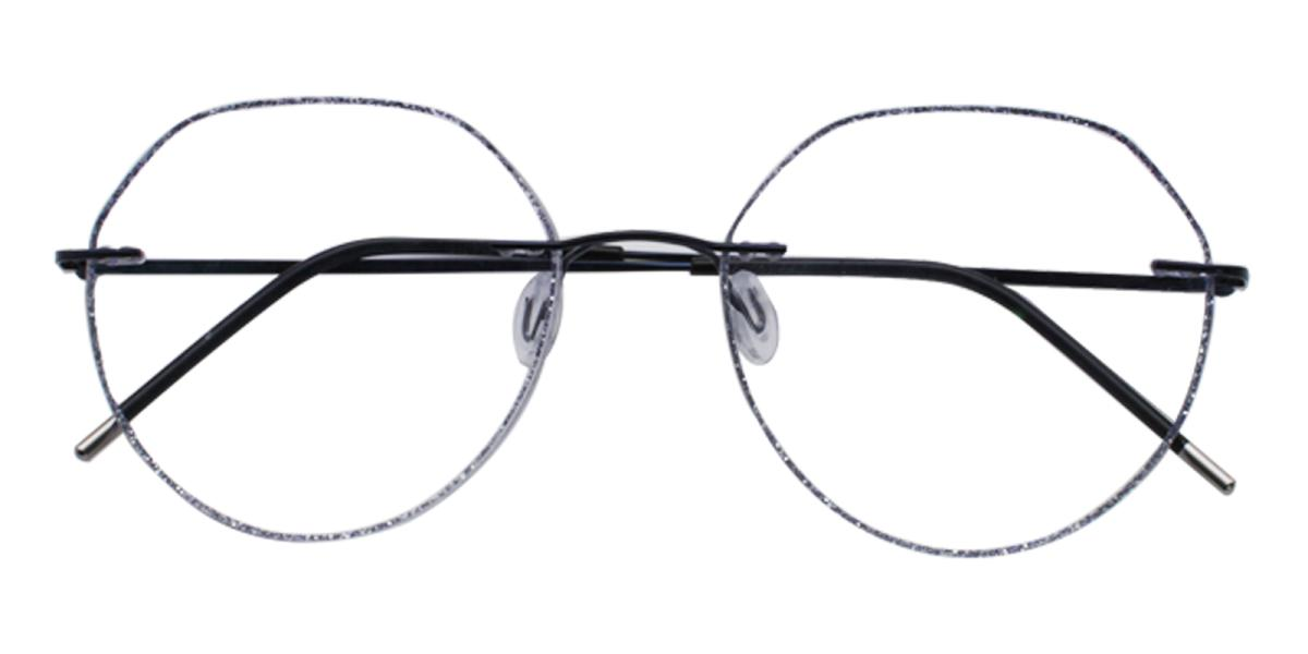 Keira-Black-Varieties-Titanium-Eyeglasses-detail