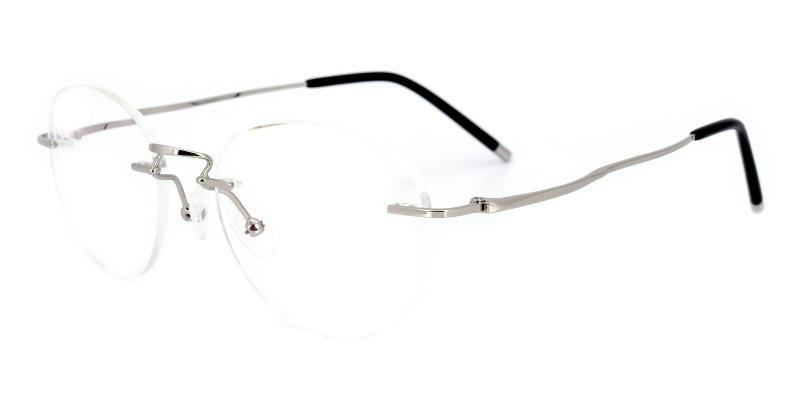 Pandimo-Silver-Eyeglasses
