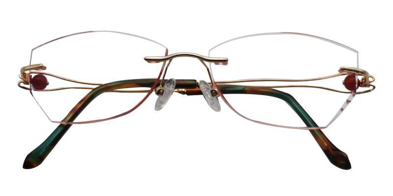 Lilinala-Gold-Eyeglasses