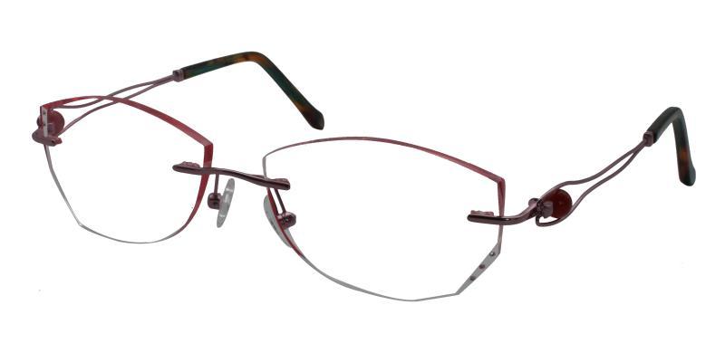 Lilinala-Pink-Eyeglasses