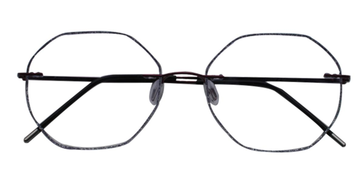 Tiwaya-Purple--Titanium-Eyeglasses-detail