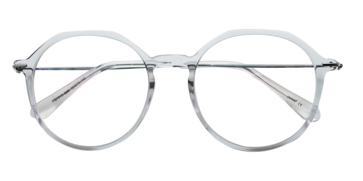 Mystique-Green-Round-TR-Eyeglasses-detail