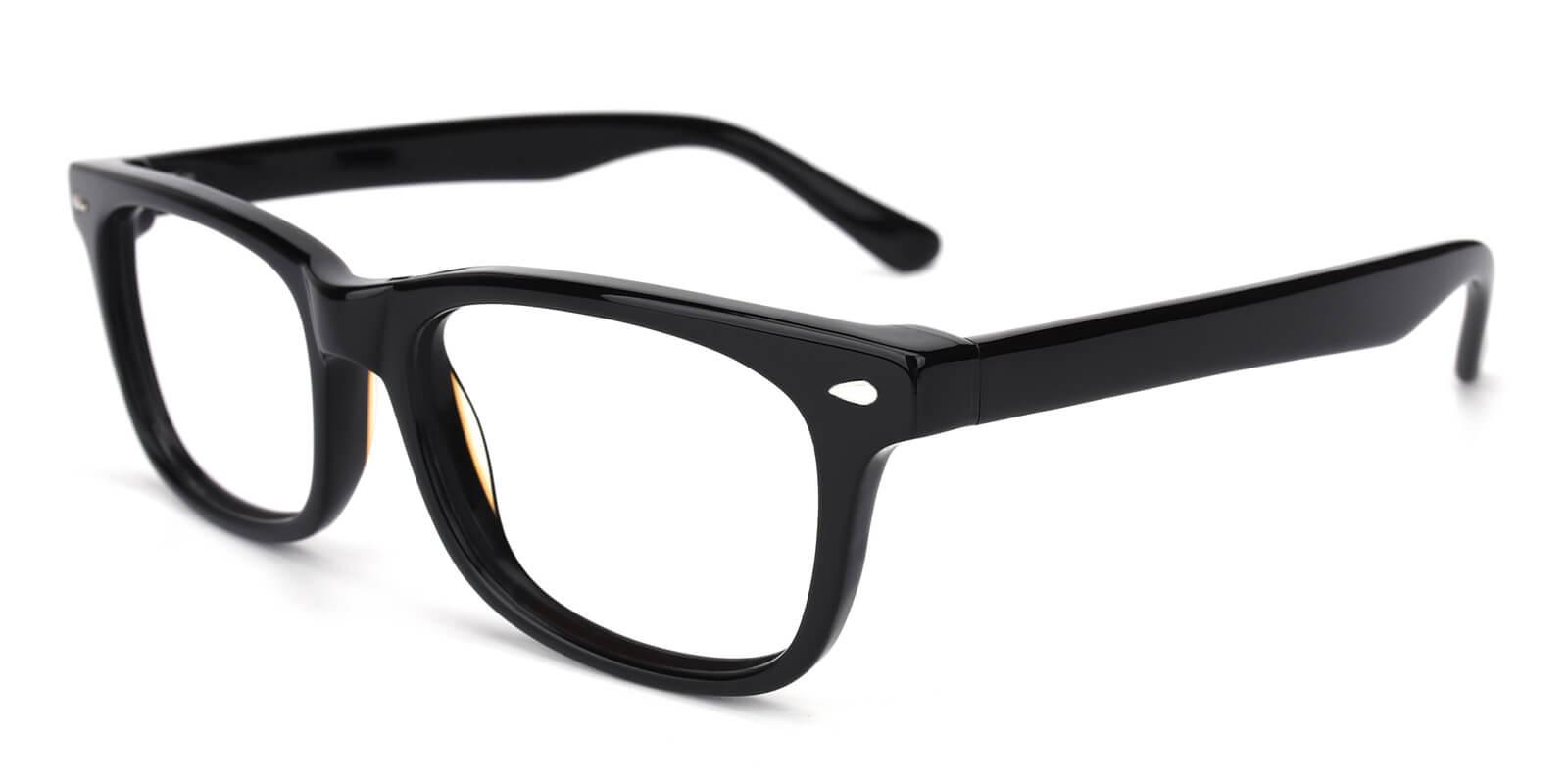 Bladeen-Black-Rectangle-Acetate-Eyeglasses-additional1