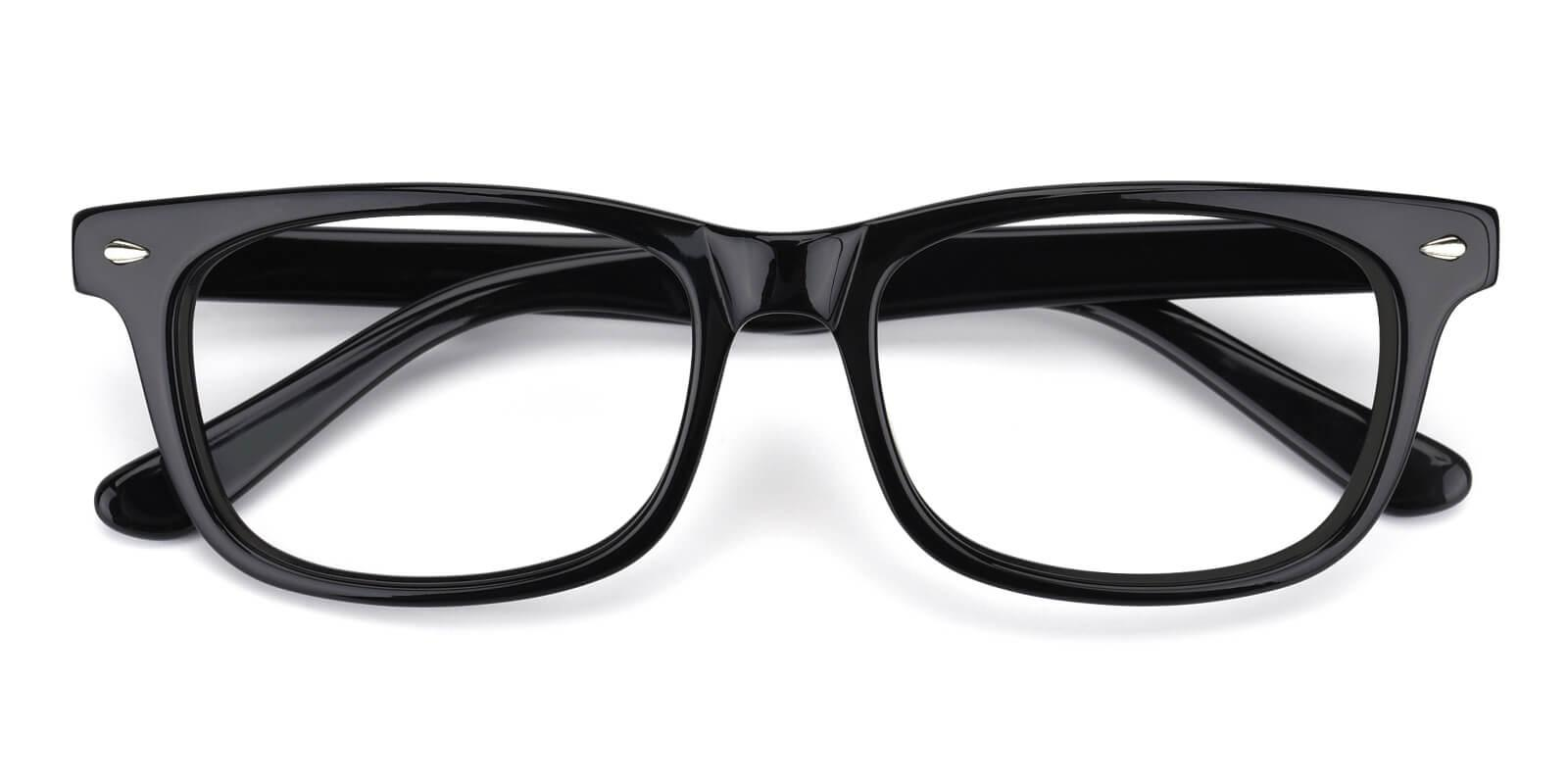 Bladeen-Black-Rectangle-Acetate-Eyeglasses-detail