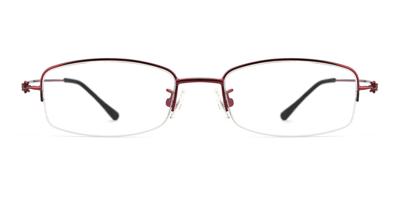 Elise-Red-Rectangle-Metal-Eyeglasses-additional2