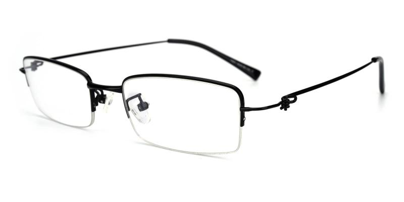 Rector-Black-Eyeglasses