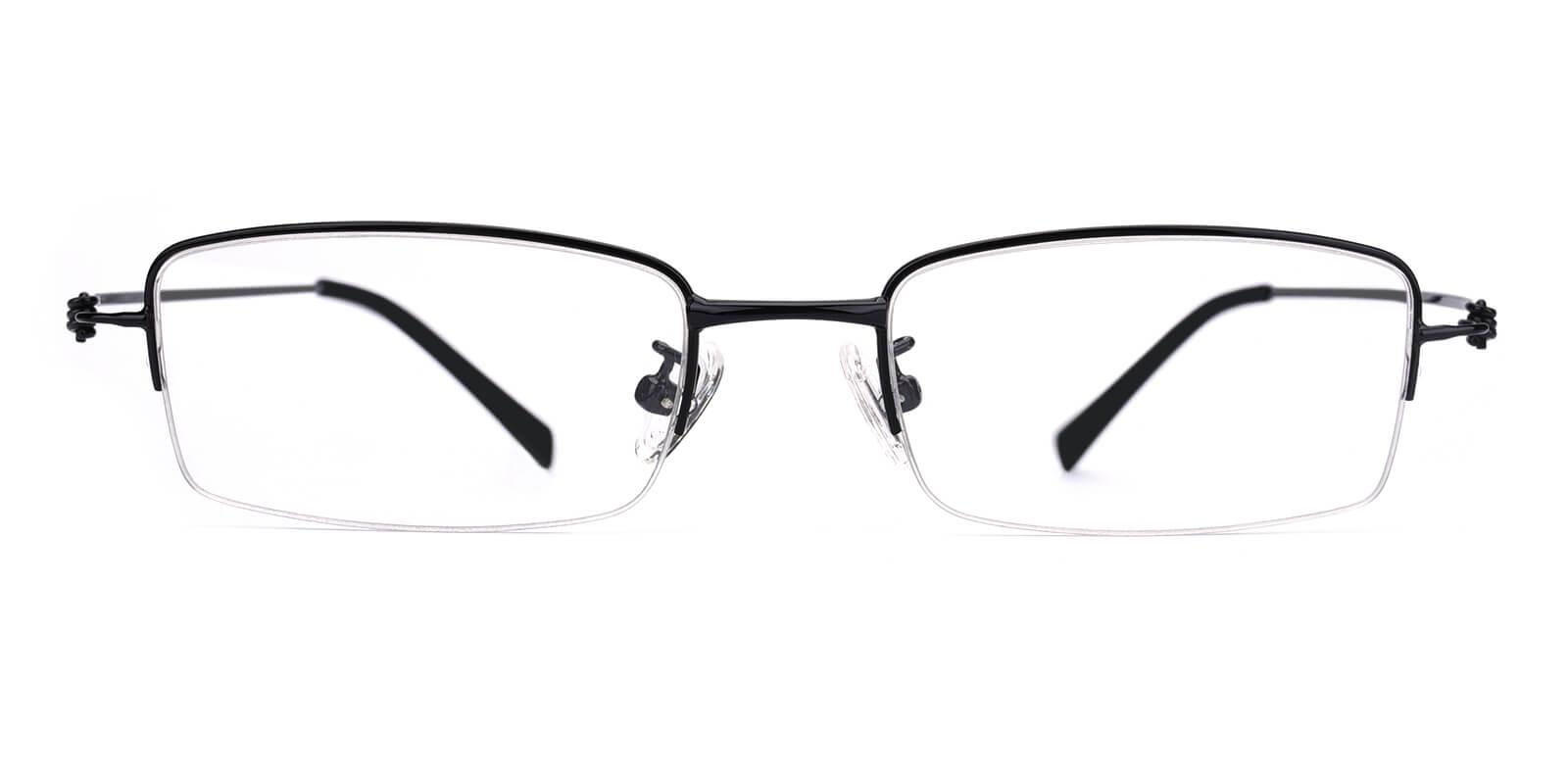 Rector-Black-Rectangle-Metal-Eyeglasses-additional2