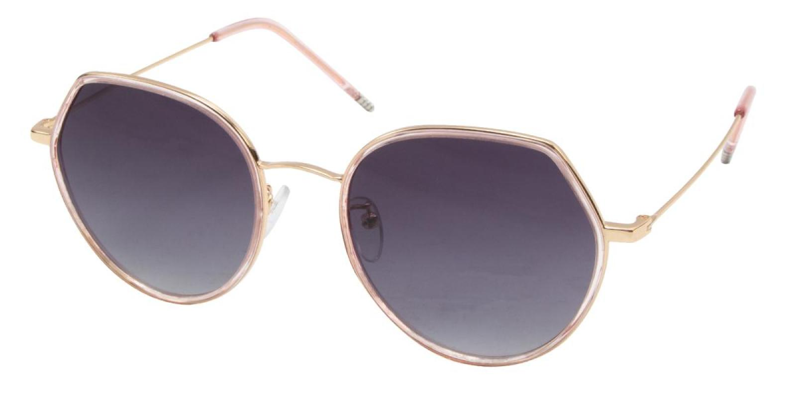 Sleeker-Pink-Round-TR-Sunglasses-additional1
