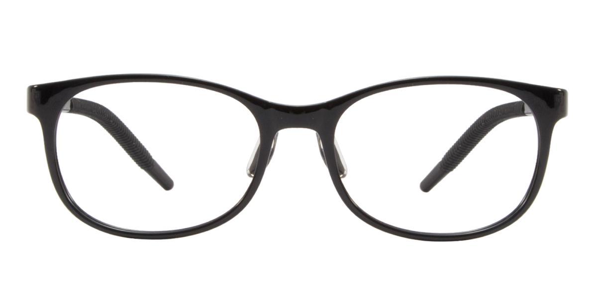 Rosekey-Black-Square-Acetate-Eyeglasses-additional2