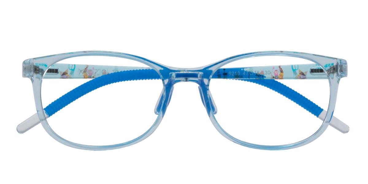Rosekey-Blue-Square-Acetate-Eyeglasses-additional2
