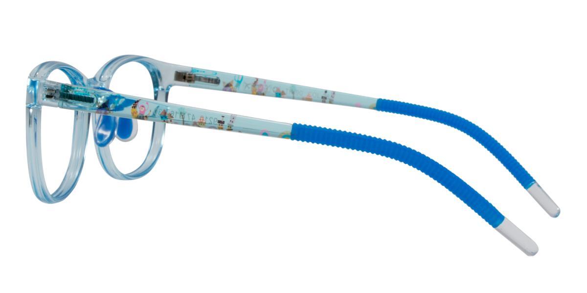Rosekey-Blue-Square-Acetate-Eyeglasses-additional3