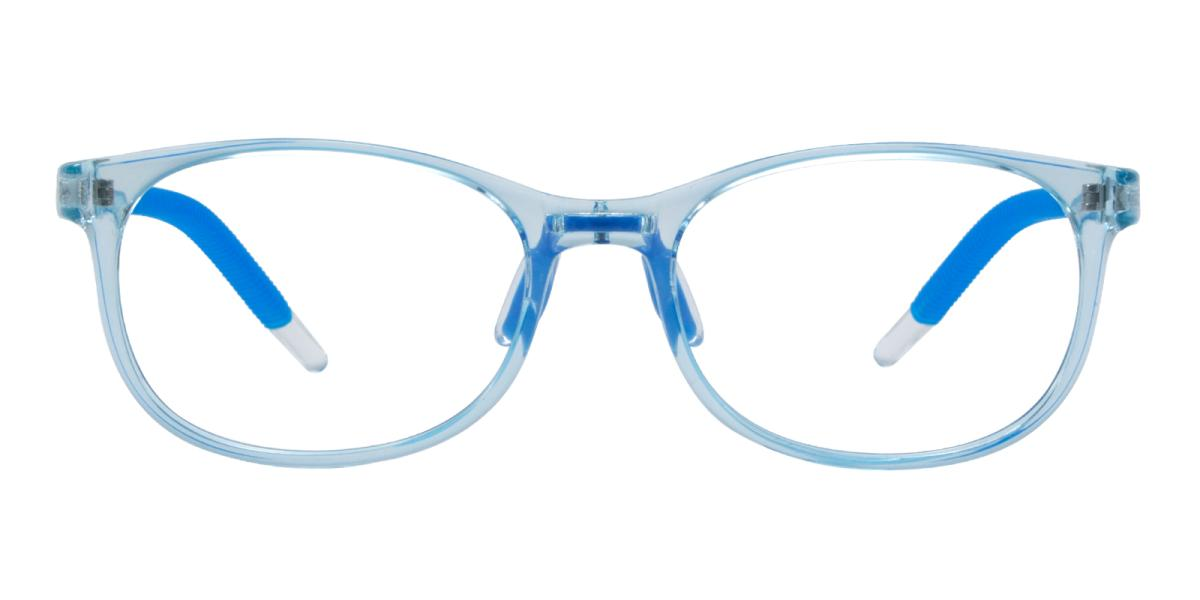 Rosekey-Blue-Square-Acetate-Eyeglasses-detail
