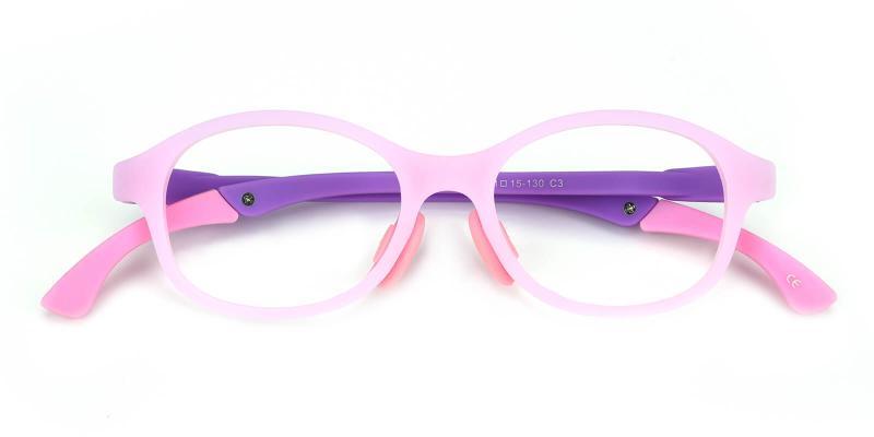 Morestar-Pink-Eyeglasses
