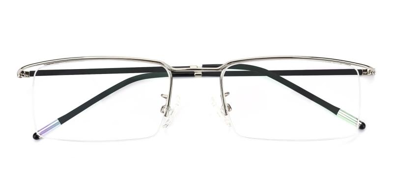 Wit-Silver-Eyeglasses