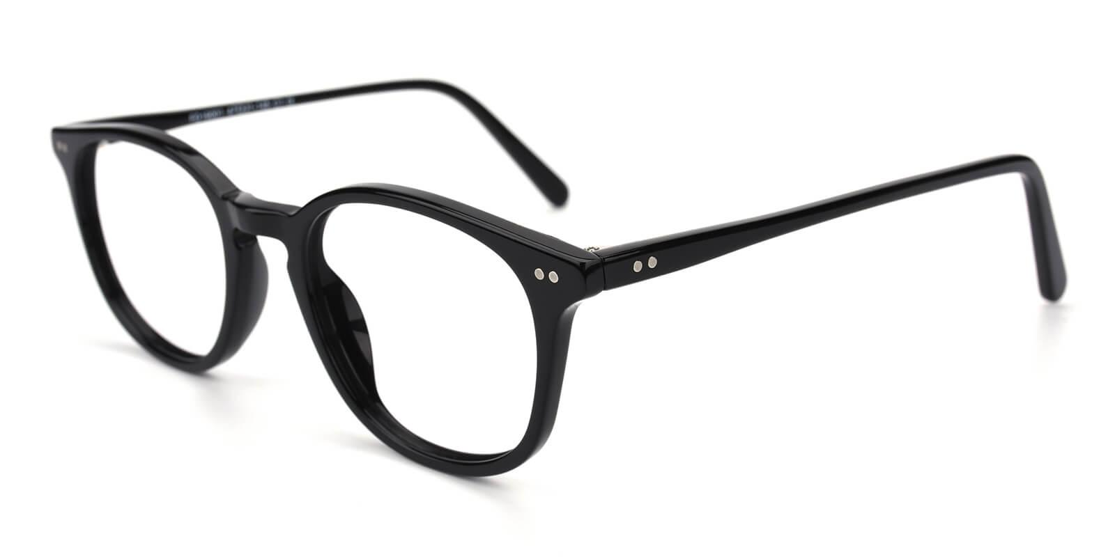 Trendiary-Black-Square-Acetate-Eyeglasses-additional1