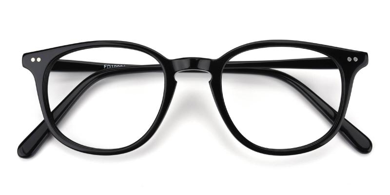 Trendiary-Black-Eyeglasses
