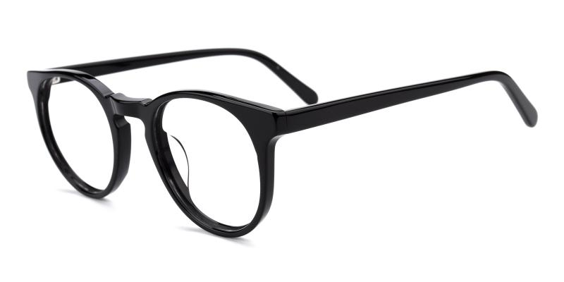 March-Black-Eyeglasses