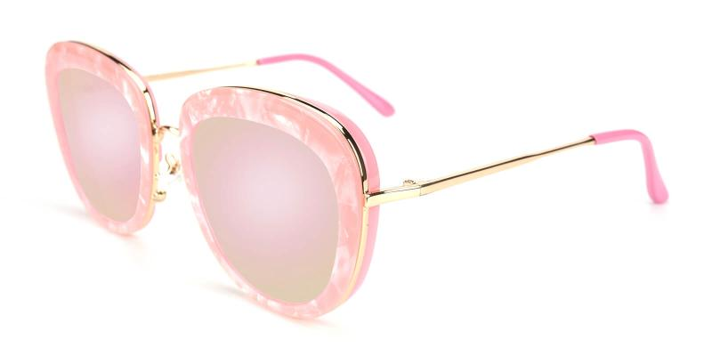 Eleanor-Pink-Sunglasses