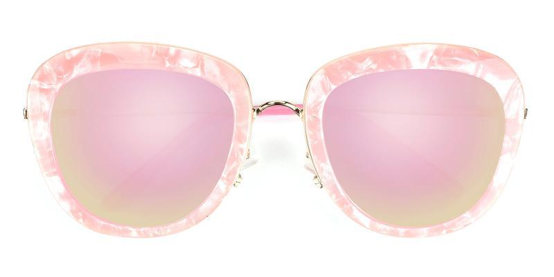 Eleanor-Pink-Sunglasses