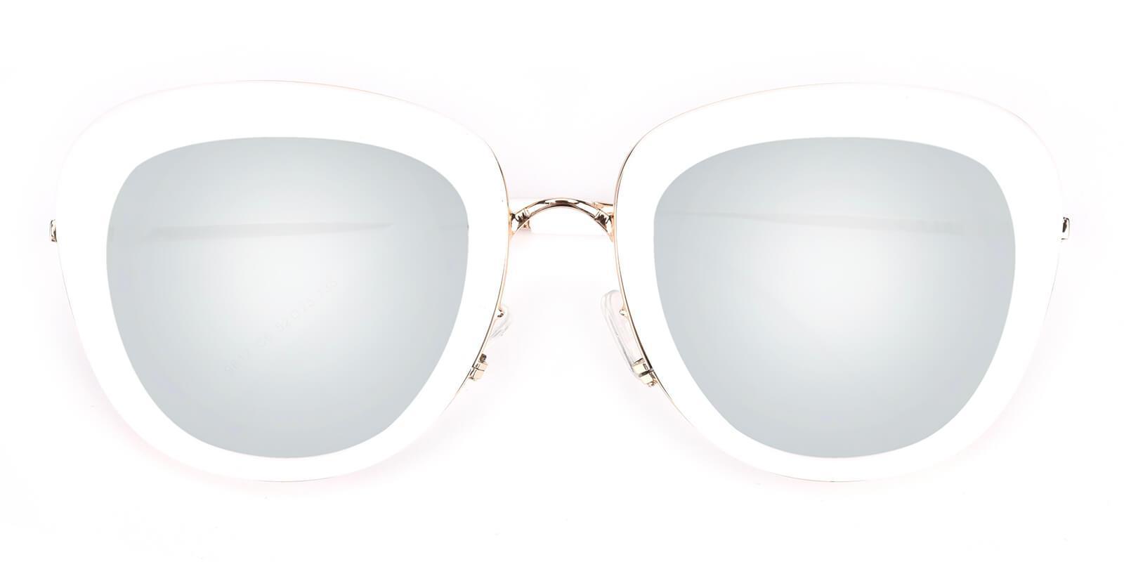 Eleanor-White-Cat-Acetate-Sunglasses-detail