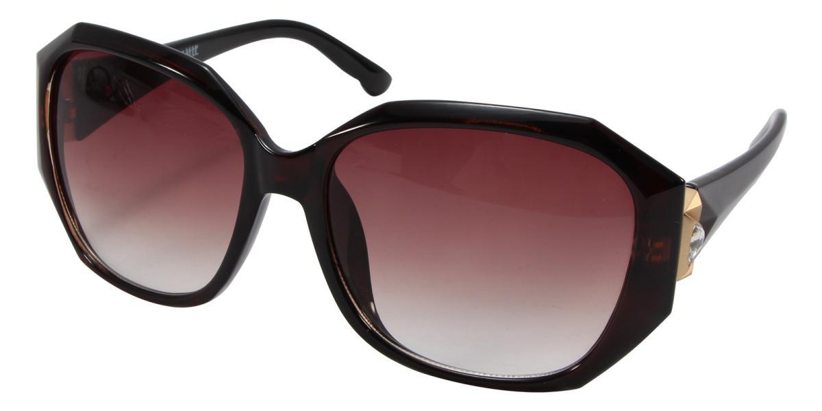 Sevilla-Brown-Cat / Geometric-Acetate-Sunglasses-additional1