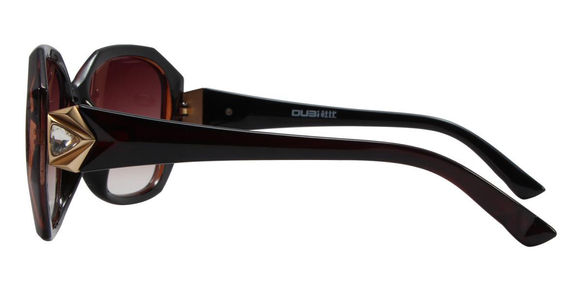 Sevilla-Brown-Cat / Geometric-Acetate-Sunglasses-additional3