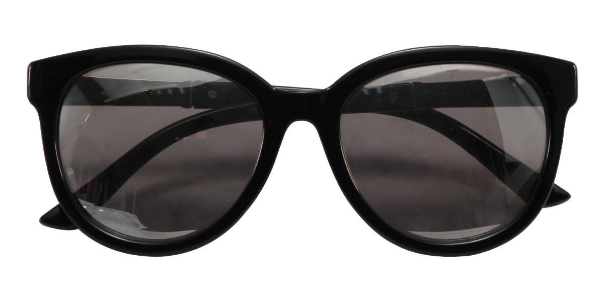 Haute-Black-Cat-Acetate-Sunglasses-detail