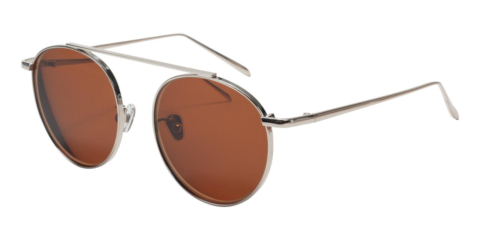 Timisoara-Silver-Aviator-Metal-Sunglasses-additional1