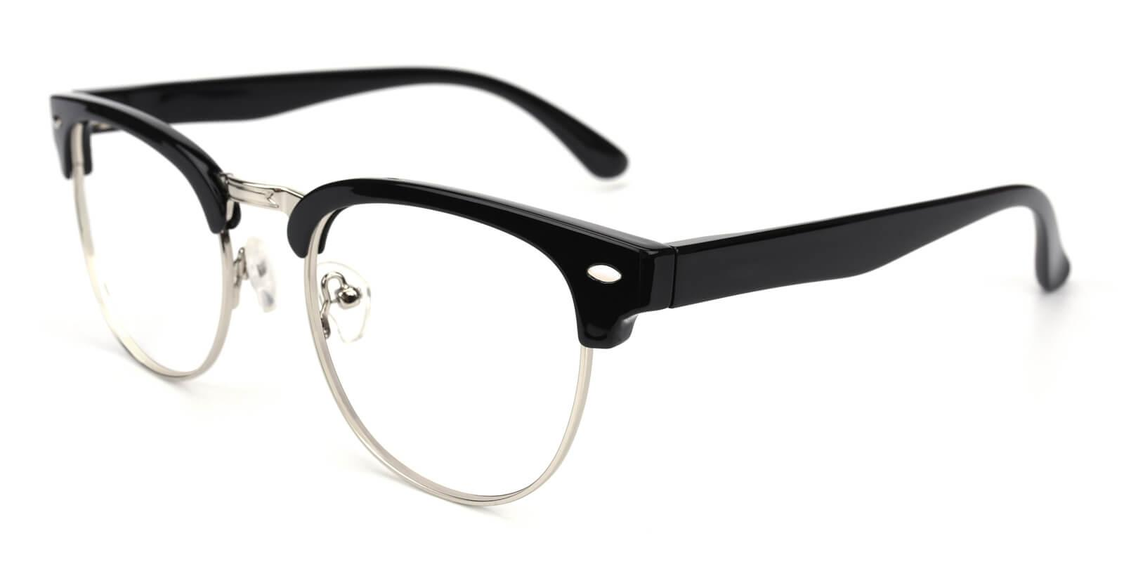 Christian-Black-Browline-Metal / TR-Eyeglasses-additional1