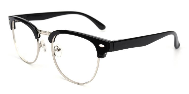 Christian-Black-Eyeglasses