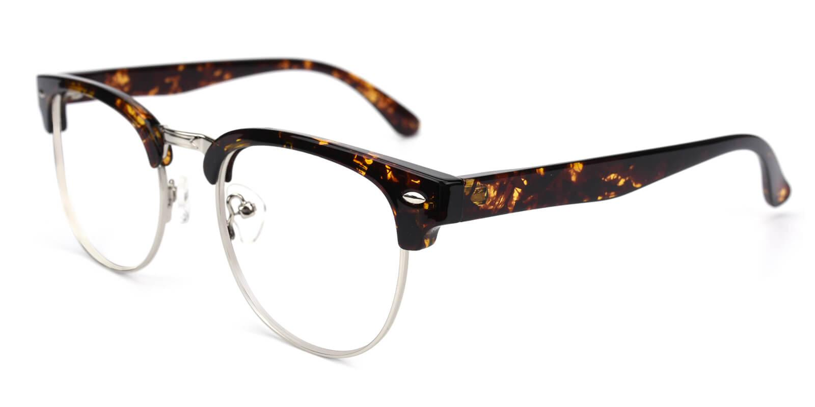 Christian-Pattern-Browline-Metal / TR-Eyeglasses-additional1