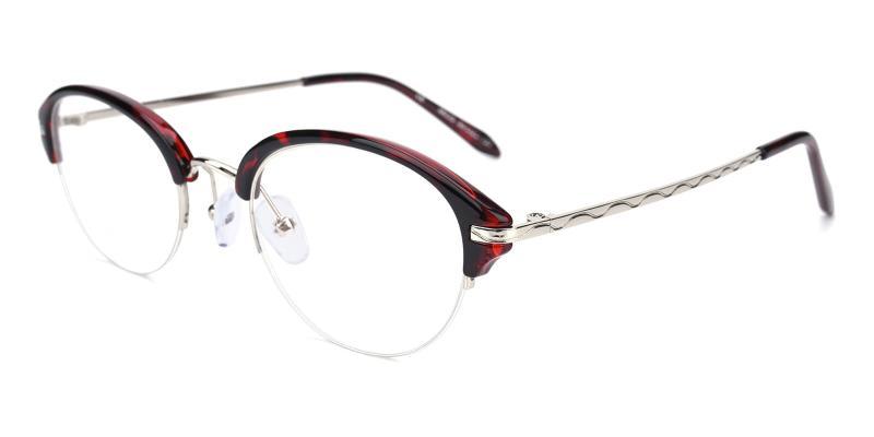 Selina-Red-Eyeglasses