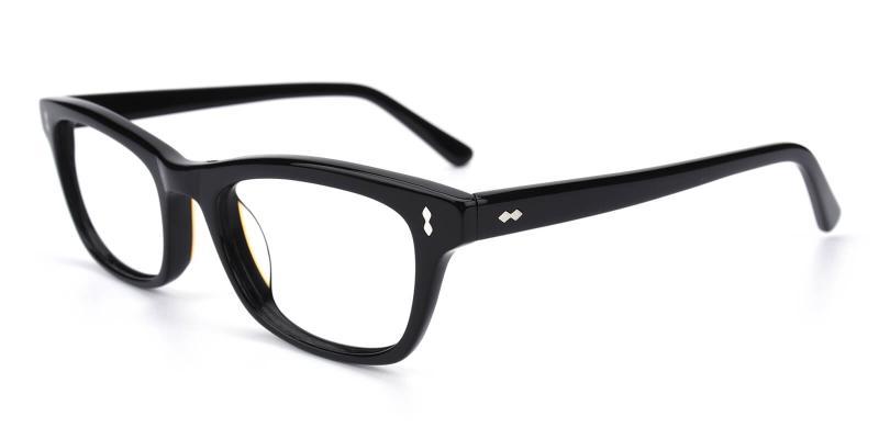 Leavary-Black-Eyeglasses