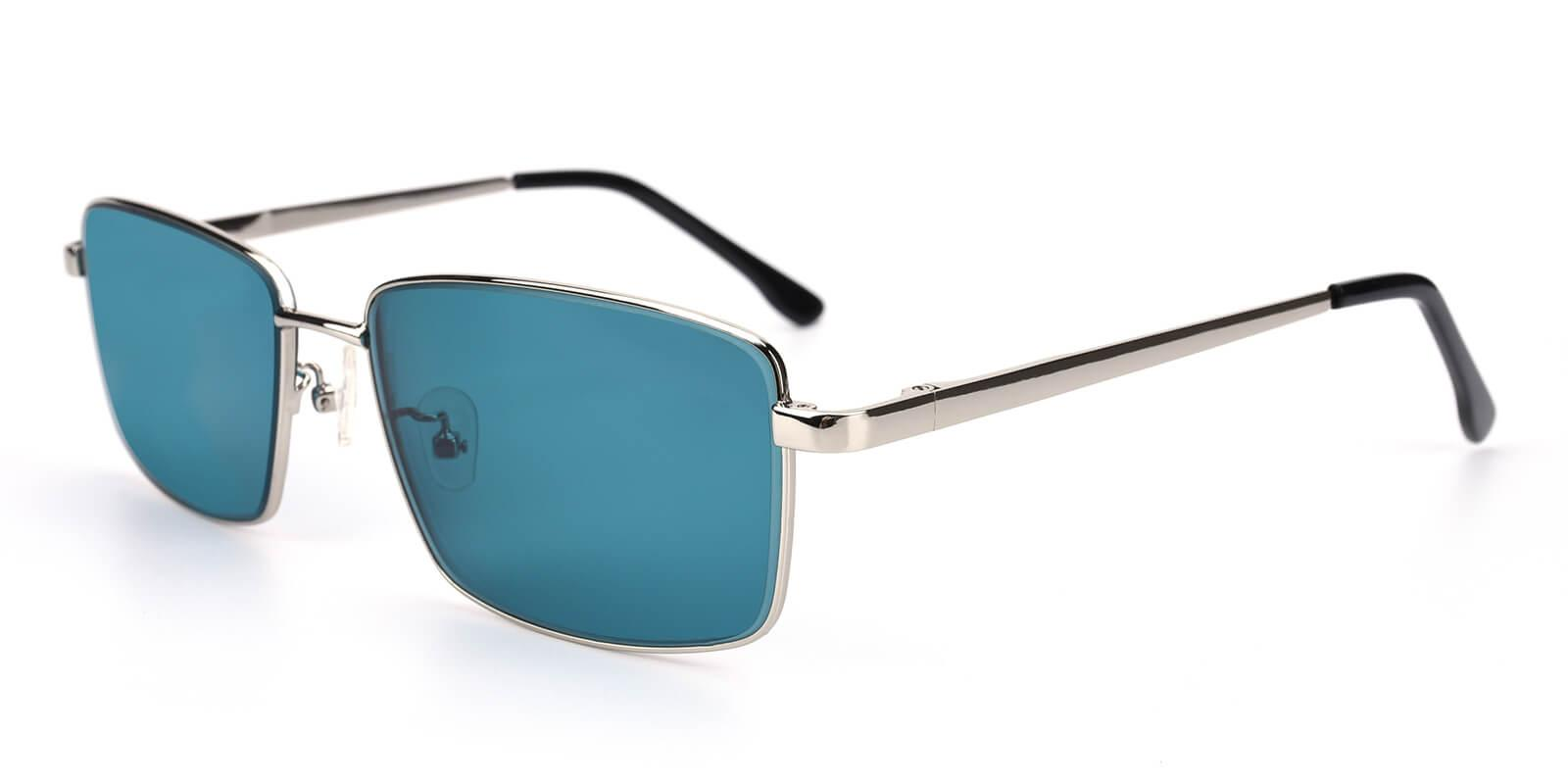 Sea-Silver-Rectangle-Metal-Sunglasses-additional1
