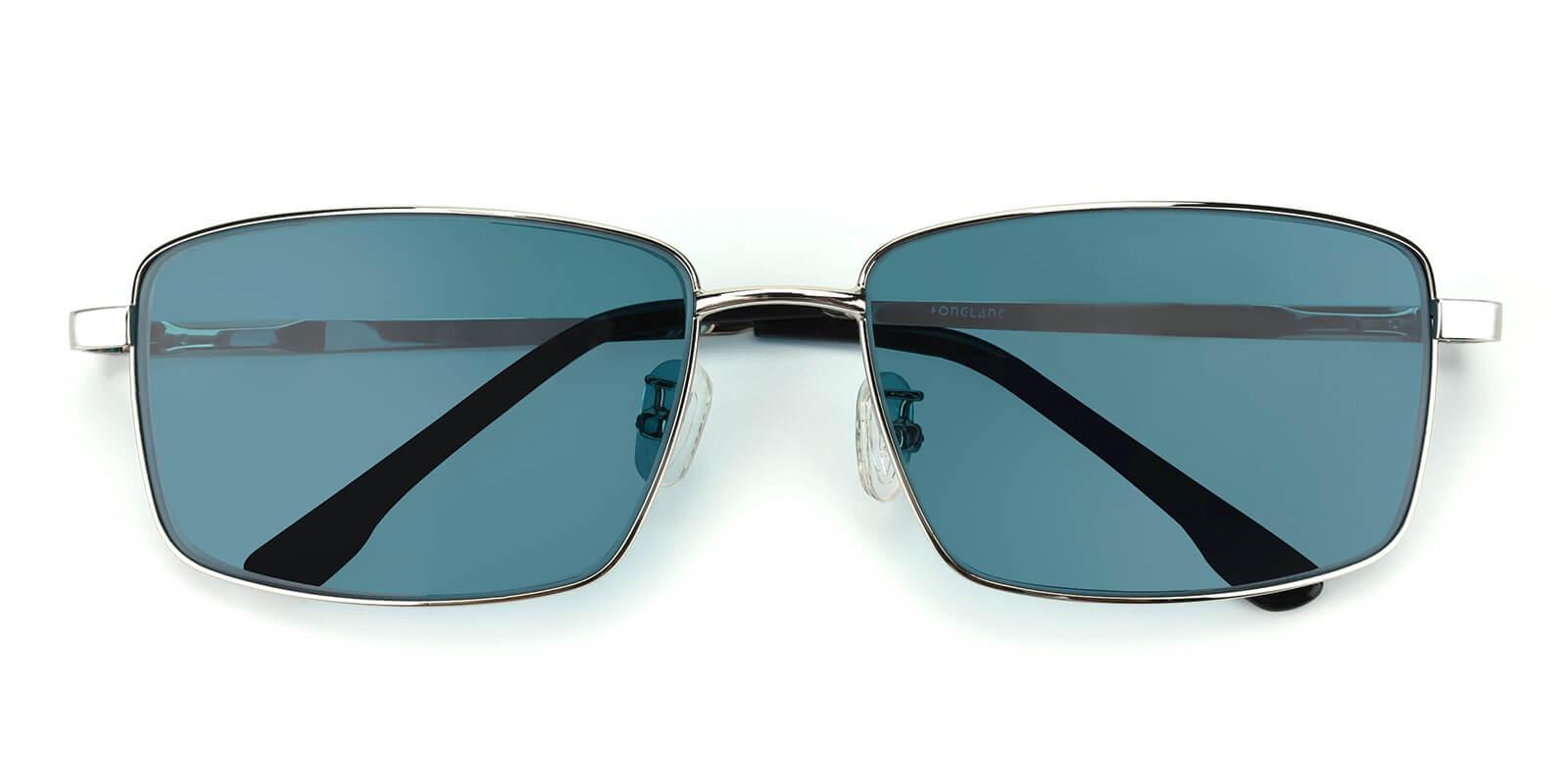Sea-Silver-Rectangle-Metal-Sunglasses-detail