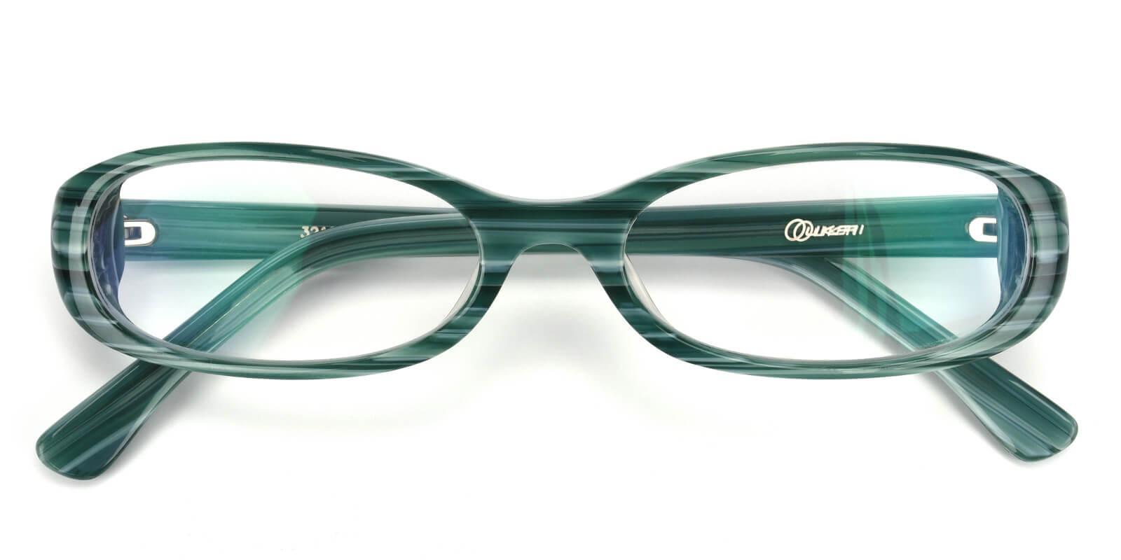 Opla-Green-Rectangle-Acetate-Eyeglasses-detail