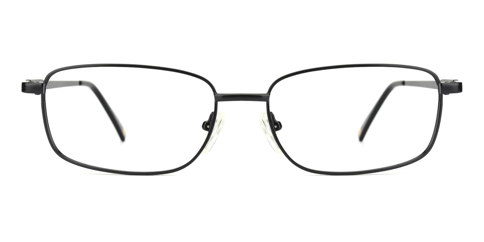 Michelly-Black-Rectangle-Metal-Eyeglasses-additional2