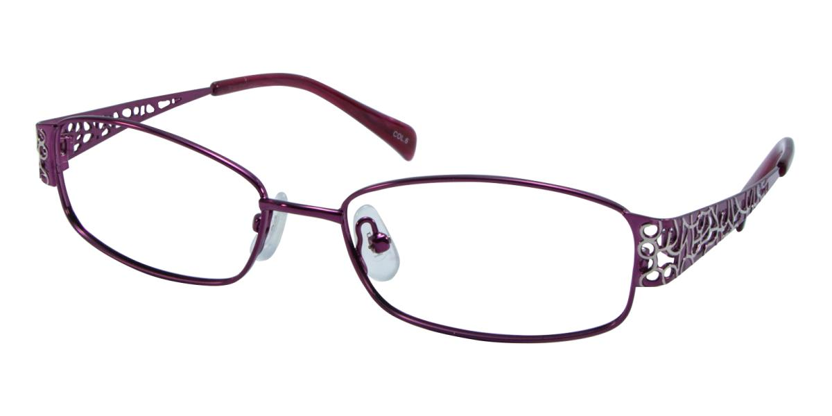Hollowing-Purple-Rectangle-Metal-Eyeglasses-additional1